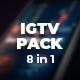 Instagram Slideshow Pack - IGTV, Post, Stories - VideoHive Item for Sale