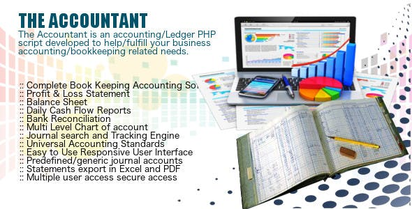 The Accountant - General Ledger Download
