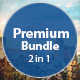 Premium Power Point Presentation Bundle 2 in 1 - GraphicRiver Item for Sale