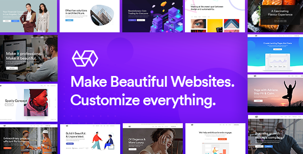 Webify – All-in-One Elementor WordPress Theme Download
