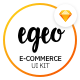 EGEO E-Commerce UI Kit - ThemeForest Item for Sale