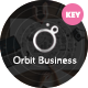Orbit Business Keynote Template - GraphicRiver Item for Sale