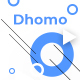 Dhomo - Agency One Page PSD Template - ThemeForest Item for Sale