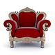 Luxury Armchair_159 - 3DOcean Item for Sale