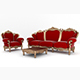 Luxury_Set_159 - 3DOcean Item for Sale