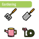 Gardening Icon Set - GraphicRiver Item for Sale