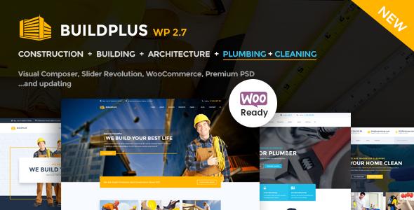 Construction WordPress | BuildPlus