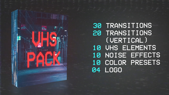VHS Pack