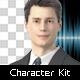 Dual Explainer Steve Business Suit - VideoHive Item for Sale
