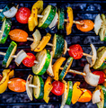 Vegetable Kebabs - PhotoDune Item for Sale