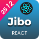 Jibo - React Next App/Product Landing Page Templates - ThemeForest Item for Sale
