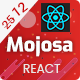 Mojosa - React Next Landing Page Templates - ThemeForest Item for Sale