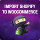 Import Shopify to WooCommerce - Migrate Your Store from Shopify to WooCommerce - CodeCanyon Item for Sale