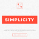 Simplicity Multipurpose PowerPoint Template - GraphicRiver Item for Sale