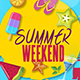 Summer Slider - GraphicRiver Item for Sale