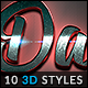10 3D Styles vol. 24 - GraphicRiver Item for Sale