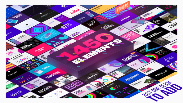 After Effects Templates & Projects from VideoHive