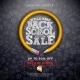 Back to School Sale Design with Graphite Pencil - GraphicRiver Item for Sale