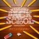 Back to School Design with Graphite Pencil - GraphicRiver Item for Sale