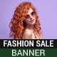 Fashion Sale Web Banners - GraphicRiver Item for Sale