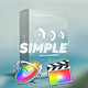 Simple Infographics for Final Cut Pro X - VideoHive Item for Sale