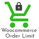 WooCommerce Order Limit - CodeCanyon Item for Sale