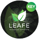 Leafe Ecogreen Keynote Template - GraphicRiver Item for Sale