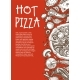Hot Pizza Poster Pizzeria Restaurant or Cafe - GraphicRiver Item for Sale
