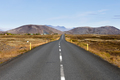 Road in Golden Circle region of Iceland IS Europe - PhotoDune Item for Sale