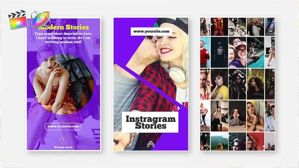 Instagram Stories V.5