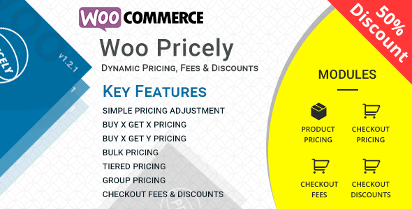 WooPricely - Dynamic Pricing & Discounts