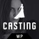 Casting -  Responsive Model Agency WordPress Theme - ThemeForest Item for Sale