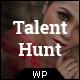 Talent Hunt -  Model Management WordPress CMS Theme - ThemeForest Item for Sale