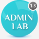 Admin Lab - Responsive Dashboard Template - ThemeForest Item for Sale