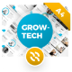 Grow-Tech Portrait Business PowerPoint Template - GraphicRiver Item for Sale