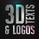 Stylish 3D Texts and Logos - VideoHive Item for Sale