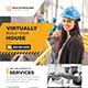 Construction Flyer - GraphicRiver Item for Sale