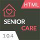 Senior Care - Elders Support HTML5 Template - ThemeForest Item for Sale