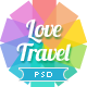 Love Travel - PSD - ThemeForest Item for Sale