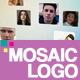 Mosaic Logo - No Plugins - VideoHive Item for Sale