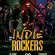 Indie Rockers Flyer - GraphicRiver Item for Sale