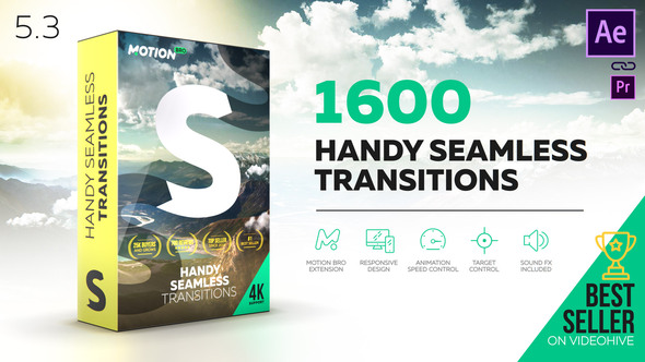 2019's Best Selling After Effects Templates