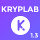 KrypLab - Bitcoin & Cryptocurrency Landing Page HTML Template - ThemeForest Item for Sale