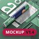 Stationery Branding Mockup Creator - GraphicRiver Item for Sale