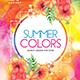 Summer Colors Flyer - GraphicRiver Item for Sale