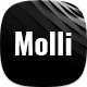 Molli - Creative Portfolio & Agency Theme - ThemeForest Item for Sale
