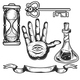 Set of Alchemy Elements - GraphicRiver Item for Sale