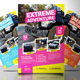 Outdoor Adventure Tour Flyer - GraphicRiver Item for Sale