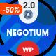 Negotium - Multipurpose Business WordPress Template - ThemeForest Item for Sale
