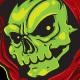 Green Skull Grim - GraphicRiver Item for Sale